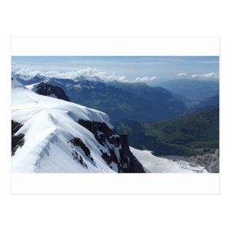 Alperna Vykort