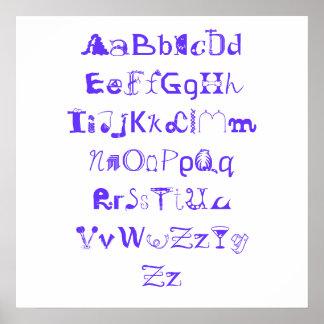 Alphamabetico Poster