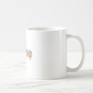 Alphonse Mucha - månaderna Kaffemugg
