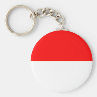 Alsace-Lorraine flagga Rund Nyckelring