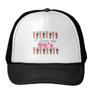 Älska 80-tal keps