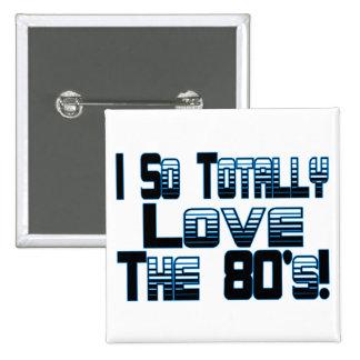 Älska 80-tal nål