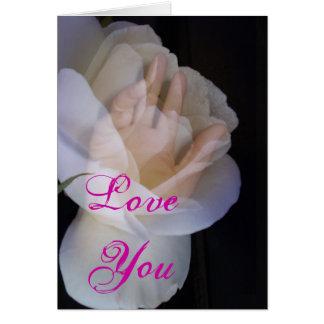 Älska dig hälsningskort