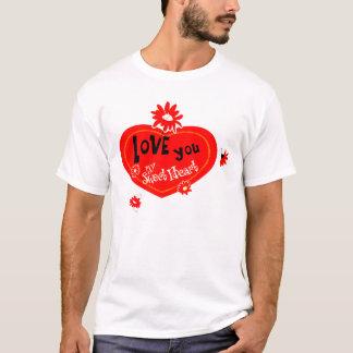 Älska dig min älskling tshirts