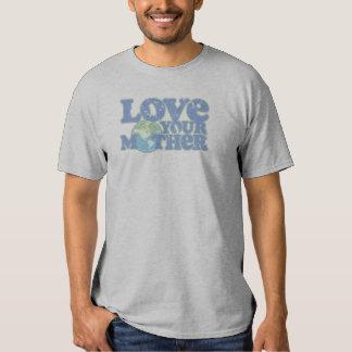 Älska din Retro 70-tal för modern Tee Shirt