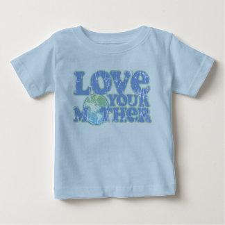 Älska din T-tröja för morjordspädbarn Tee
