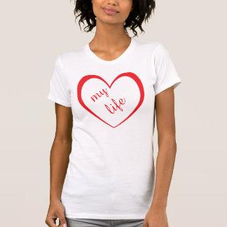 Älska min Jersey för bran för livamerikandräkt Tshirts