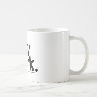 älska min nerk kaffemugg