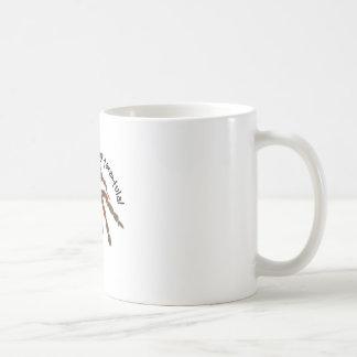 Älska min tarantel kaffemugg