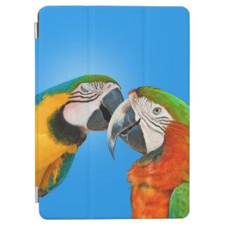 Älska papegojor iPad air skydd