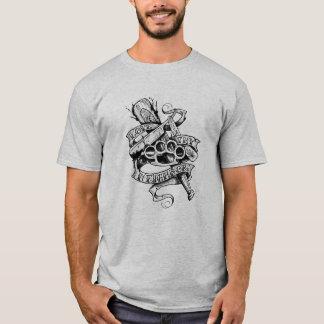 Älska Thy gränsa till (tatueringdesignen) Tshirts