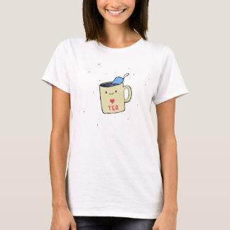 """""""Älskar jag den Tea"""" skjortan och dräkt Tee Shirts"""