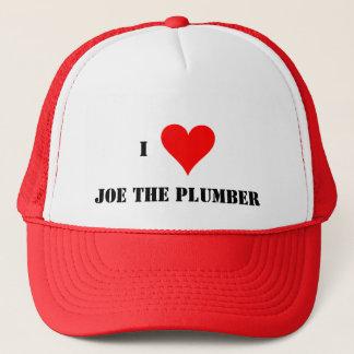 """""""Älskar jag Joe rörmokaren """", Keps"""