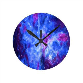 Älskare drömmar rund klocka