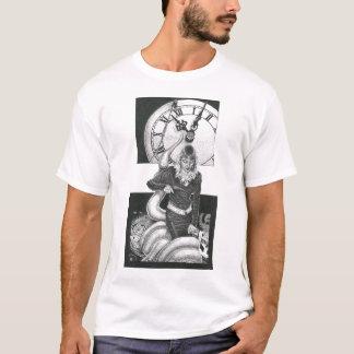 Älskarinnan av tid t-shirt