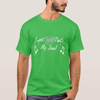 Älskling som är min syltmusikskjorta tee shirt