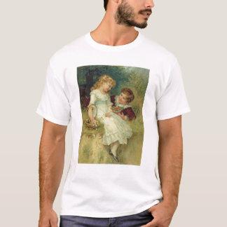 Älsklingar från pearsna Ettårig växt, 1905 T Shirts