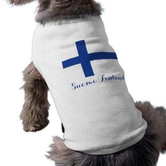 Älsklings- bekläda för finlandssvensk hundtröja