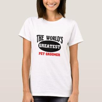 Älsklings- Groomer T Shirts