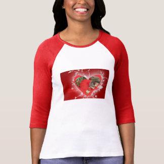 Älsklings- groundhog Maude, t-skjorta T-shirt