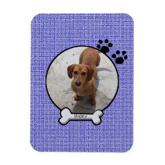 Älsklings- hundmagnet magnet