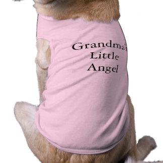 Älsklings- utslagsplats:  Mormor lite ängel Hundtröja