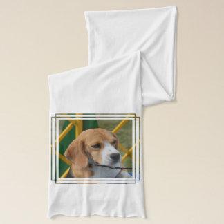 Älskvärd Beagle Halsduk