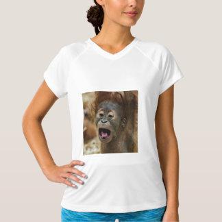 älskvärd Orang baby Tshirts