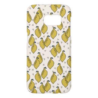 Älskvärda citroner - kräm/senap/Andrea Lauren Galaxy S5 Skal