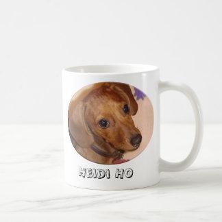 Älskvärda Heidi Ho Kaffemugg
