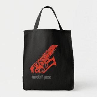alt-könsbestämma modern jazz tygkasse
