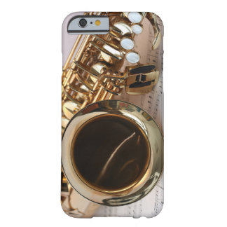 Alt- saxofonmusik barely there iPhone 6 fodral