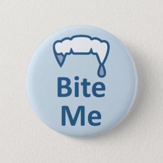 Alternativ gotisk Emo facebook BITER MIG emblem Standard Knapp Rund 5.7 Cm