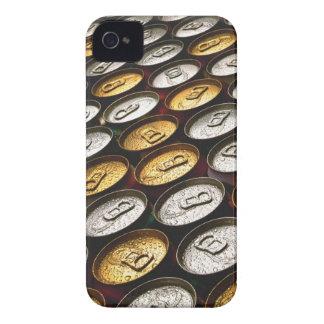 Aluminum cans iPhone 4 Case-Mate case