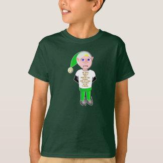 älva med T-tröja Tee Shirt