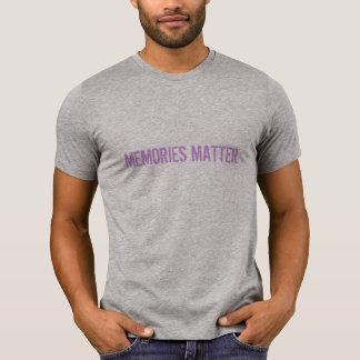Alzheimers medvetenhetskjorta tee shirts