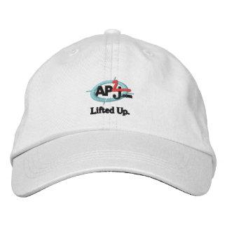 AM2J-golfhatt Broderad Keps