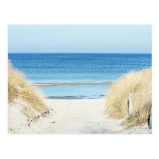 am strand vykort