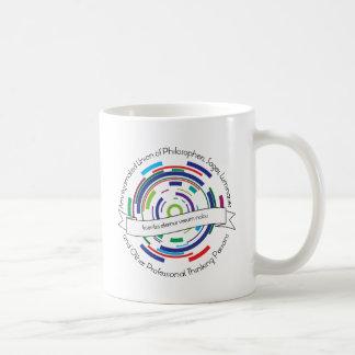 Amalgamerad union av filosofer kaffemugg