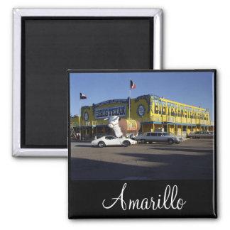 Amarillo Texas magnet