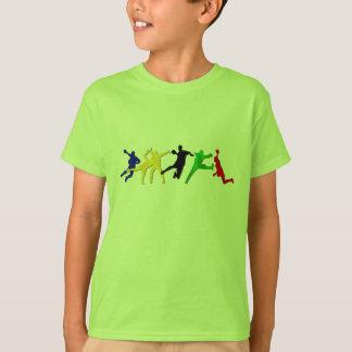 Amasongrönt lurar handbolltshirtgåvan tröja