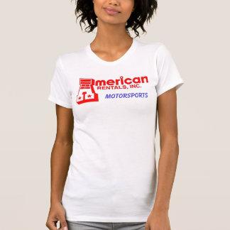 Amer [1]. Hyrakonst, Motorsports T-shirts