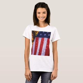 Amerika förenade för att se förmörkelsen Augusti T-shirt
