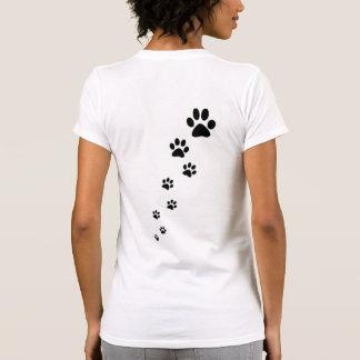 Amerika kattT-tröja T-shirts