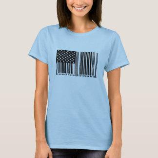 Amerika: Läs Fineprinten Tee Shirt