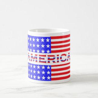 """""""Amerika"""" mugg"""