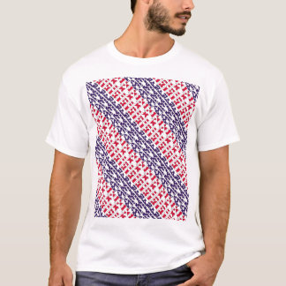 Amerika stars och stripes t shirt
