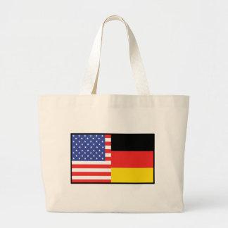 Amerika Tyskland Tygkasse