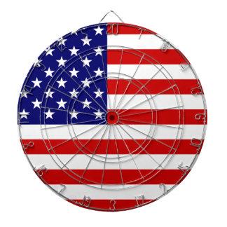 Amerika USA flagga Darttavla