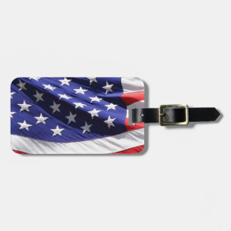 Amerikan-flagga-Mall Bagagebricka